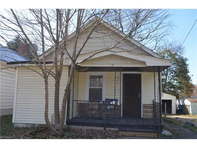 Cleveland Single Family Home For Sale: 4310 Turney Rd