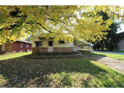Vienna Single Family Home For Sale: 600 21st St