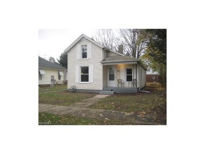 Painesville OH Single Family Home For Sale: $69,900
