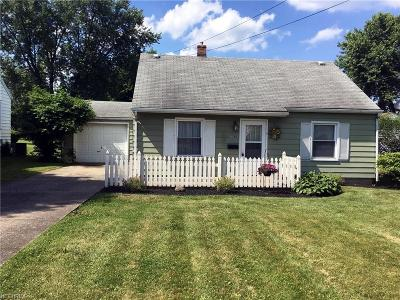 Poland Single Family Home For Sale: 2586 West Manor Ave
