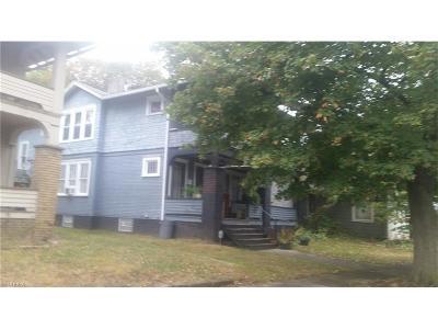 Stark County Multi Family Home For Sale: 1103 21st St Northwest
