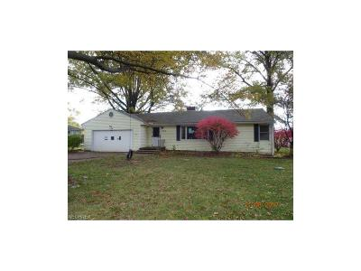 Elyria Single Family Home For Sale: 220 Southwood Dr