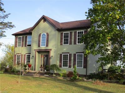 Ashtabula County Single Family Home For Sale: 4927 Us Route 6