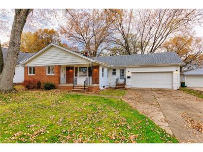 Willoughby Single Family Home For Sale: 4138 Buckeye Ave