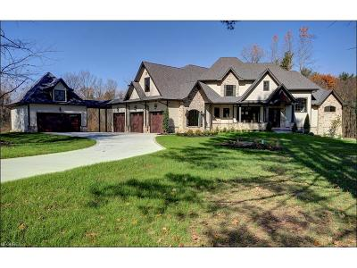 Hinckley Single Family Home For Sale: 1279 Ledgeview Dr