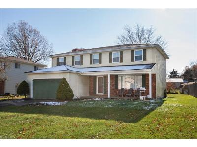 North Olmsted Single Family Home For Sale: 29363 Josephine Dr