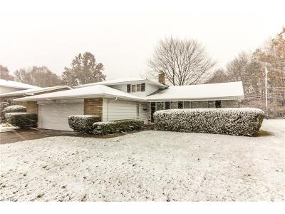 Middleburg Heights Single Family Home For Sale: 6517 Fairweather Dr