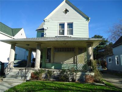 Cleveland Single Family Home For Sale: 3147 West 92nd St