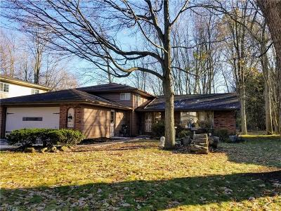North Olmsted Single Family Home For Sale: 27933 Forestwood