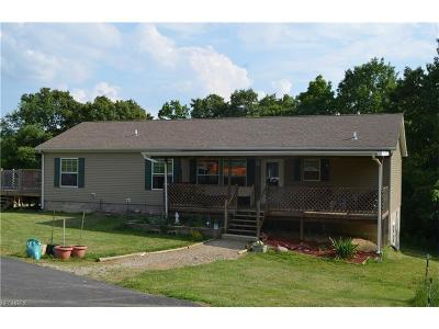 Single Family Home For Sale: 5915 Big Muskie Dr