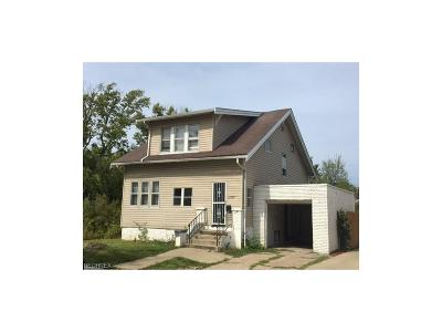 Cleveland Single Family Home For Sale: 12808 Kadel Ave