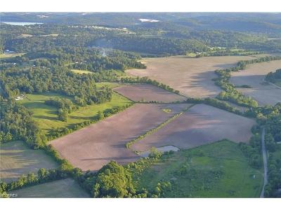Muskingum County Farm & Ranch For Sale: Prior Rd