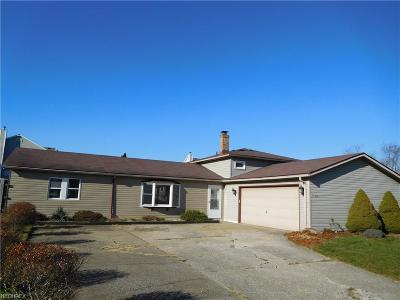 Brunswick Single Family Home For Sale: 1750 Berwick Dr