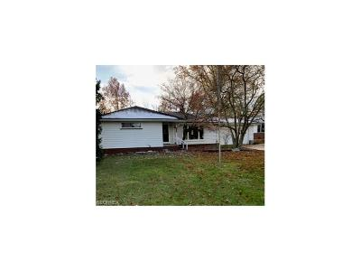 North Royalton Rental For Rent: 3855 Wallings Rd