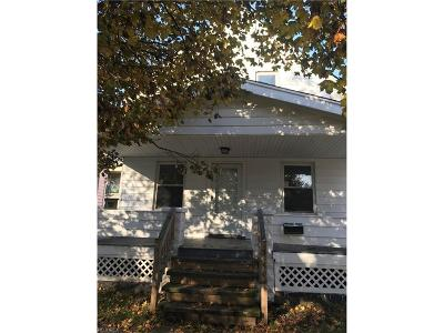 Cleveland Single Family Home For Sale: 3430 West 54th St