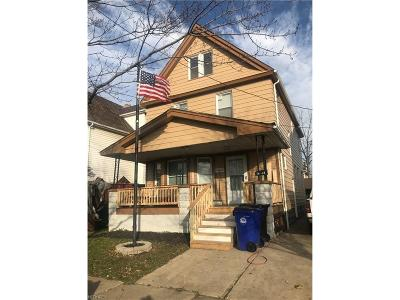 Cleveland Single Family Home For Sale: 4106 Smith Ave