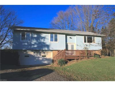 Medina OH Single Family Home For Sale: $168,000
