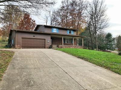 Single Family Home For Sale: 16400 Meadowville St Southeast