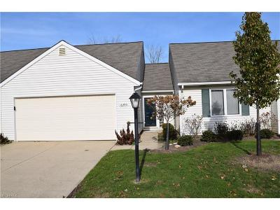 Strongsville Single Family Home For Sale: 16390 Commons Oval
