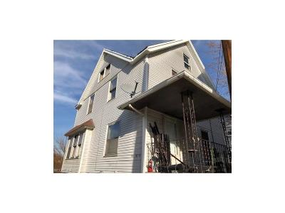 Cleveland Single Family Home For Sale: 3103 West 96th St