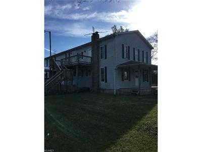 Ashtabula County Multi Family Home For Sale: 6104 Institute Rd
