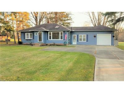 North Royalton Single Family Home For Sale: 11499 Akins