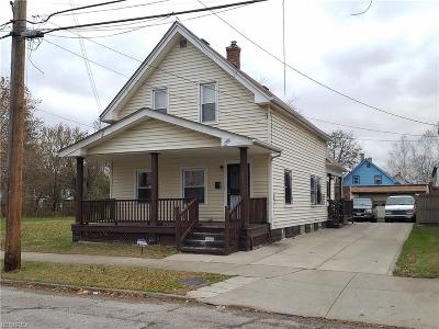 Cleveland Single Family Home For Sale: 1083 East 67th