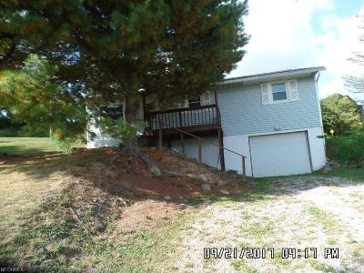 Guernsey County Single Family Home For Sale: 108 Kari Ln