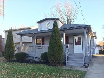 Wickliffe Single Family Home For Sale: 1815 East 296th St