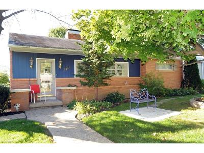 Single Family Home For Sale: 1301 North 13th St