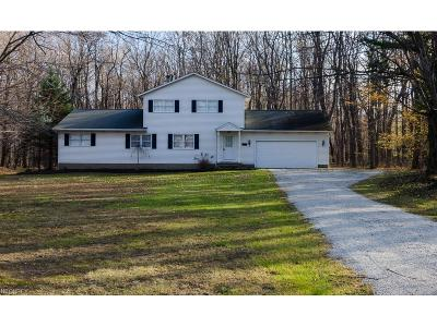 Madison Single Family Home For Sale: 1781 Red Bird Rd