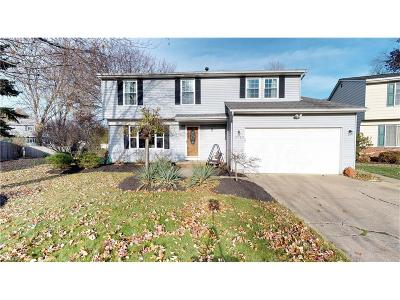 Single Family Home Sold: 5769 Springwood Ct