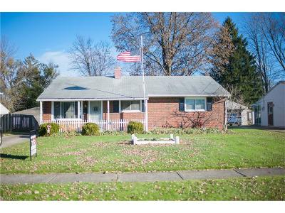 Berea Single Family Home For Sale: 384 Chestnut Dr