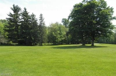 North Royalton Residential Lots & Land For Sale: 4027 Edgerton Rd