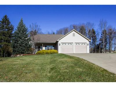 Strongsville Single Family Home For Sale: 21674 Westwood Dr