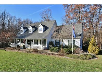 Single Family Home For Sale: 11557 Palmer Rd Southwest
