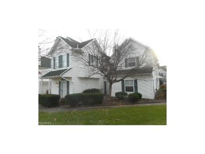 North Olmsted Single Family Home For Sale: 193 Vista Cir #42B