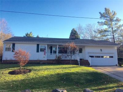 Chagrin Falls Single Family Home For Sale: 10 Lyndale Dr