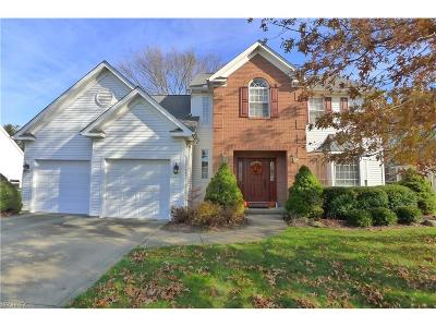 Strongsville Single Family Home For Sale: 14499 Settlers Run