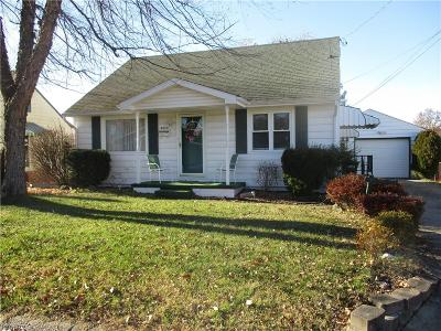 Vienna Single Family Home For Sale: 4403 9th Ave