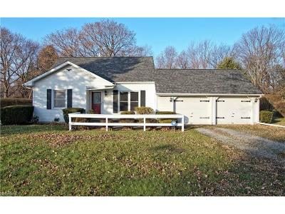 Perry Single Family Home For Sale: 4430 Lane Rd