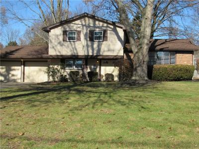 Youngstown Single Family Home For Sale: 5616 Yorktown Ln