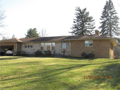 North Royalton Single Family Home For Sale: 4311 Wiltshire Rd