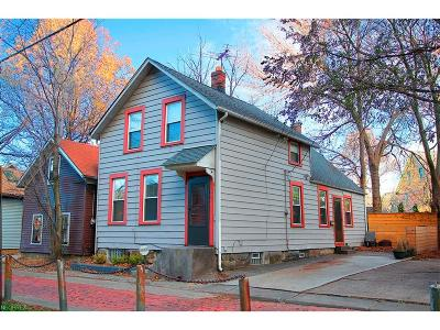Single Family Home For Sale: 1897 West 33rd Pl