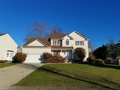 Richmond Heights Single Family Home For Sale: 621 Cynthia Ct
