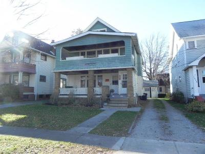 Lakewood Multi Family Home For Sale: 1450 Wayne Ave