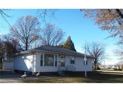 Willowick Single Family Home For Sale: 352 Fairway St