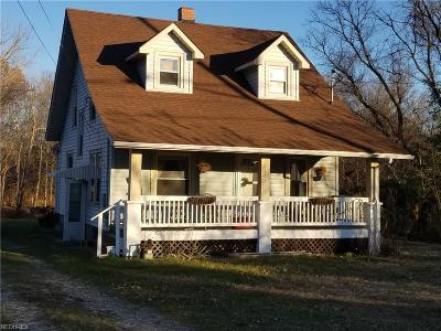 Geneva Single Family Home For Sale: 6363 North Ridge Rd East