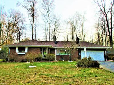 Warren Single Family Home For Sale: 3704 Southwood Dr Southeast