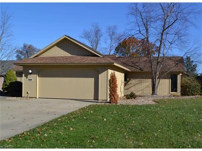 North Ridgeville Single Family Home For Sale: 33001 Hidden Hollow Ct